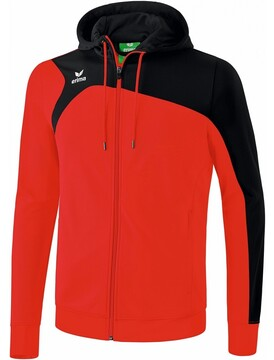 ERIMA Club 1900 2.0 Herren/Kinder Trainingsjacke mit Kapuze