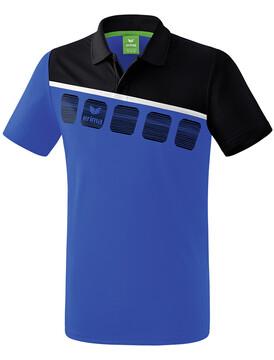 online store 92ac6 cf9fc ERIMA 5-C Poloshirt Herren/Kinder